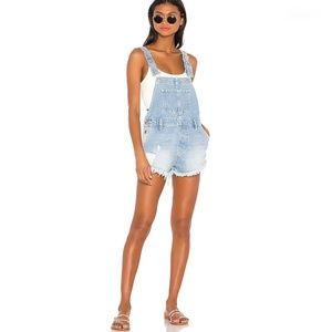 FREE PEOPLE Denim June Shortall
